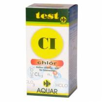 Aquar Test Cl (chlór)