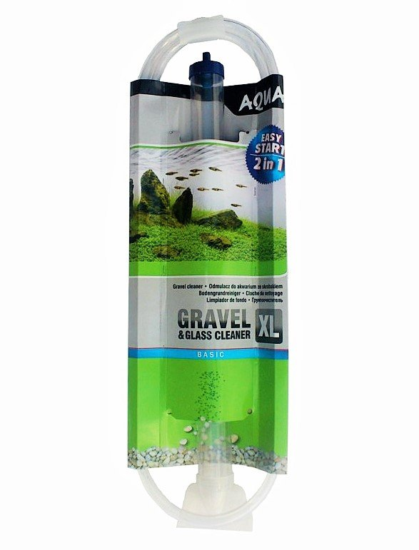 Aquael gravel cleaner xl odkalovac zvon for Aspirarifiuti sera gravel cleaner